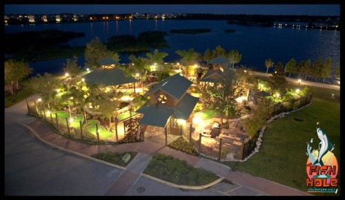 Aerial view of Lakewood Ranch location